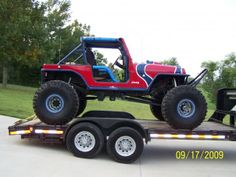 Rebel Flag painted jeeps | Click HERE to become a WranglerForum Supporting Member!