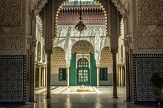 La Mahkama du Pacha à Casablanca