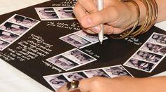 Photo Album/Signing Guestbook