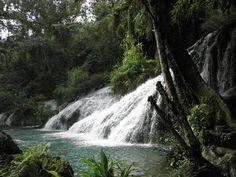 Wodospady el Nicho