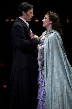 Trista Moldovan and Kyle Barisich || Broadway