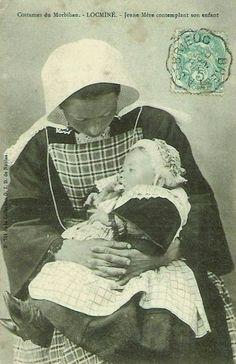 bébé de Locminé