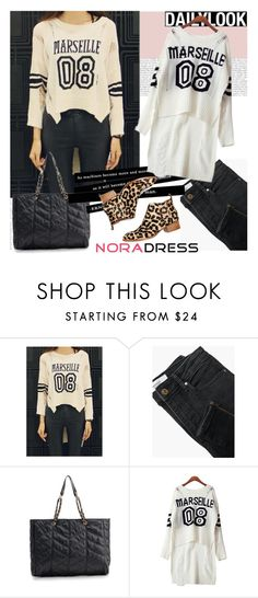 """""""Noradress.com 17"""" by lejla-7 ❤ liked on Polyvore featuring MANGO, Jeffrey Campbell and noradress"""