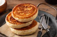 Kefir, Diy Food, Pancakes, Food And Drink, Dishes, Baking, Breakfast, Recipes, Cooking