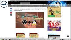 OBS com Browser Source Plugin para Linux
