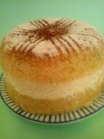 Túrókrémes sütemény a la Napos Sütik