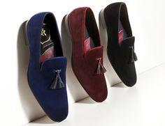 Mezlan Men's Lacrima Slip-On - I'll take all three please! #IFollowBack