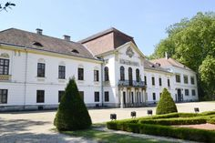 Nagycenk Budapest Hungary, Mansions, House Styles, Photos, Home, Pictures, Manor Houses, Villas, Ad Home