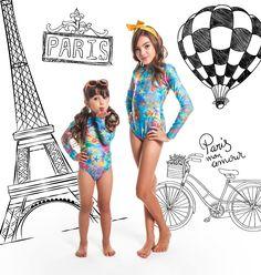 Vale a pena conferir nossa coleção Viva o Verão Kids, pensada nos mínimos detalhes para a criançada se divertir! 👧👦🌊🌴🌞