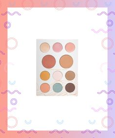 Pacifica Solar Complete Color Mineral Palette, $32.00, available at Pacifica.