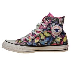 all star converse farfalle