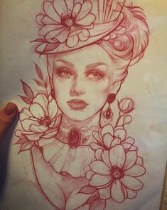 51 ideas tattoo girl face sketch did for 2019 51 ideas tattoo girl face . Art Drawings Sketches, Tattoo Sketches, Tattoo Drawings, Tattoo Girls, Girl Tattoos, Kunst Tattoos, Face Sketch, Girl Face, Face Face