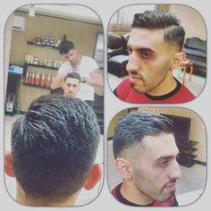 Top 100 short hairstyles men photos #kamran#fade#fadehaircut#hair#hairstyle#shorthairstyles#shorthairmen# See more http://wumann.com/top-100-short-hairstyles-men-photos/