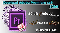 Download Adobe Premiere Pro CS6 for free full version