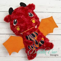 Dragon Stuffie