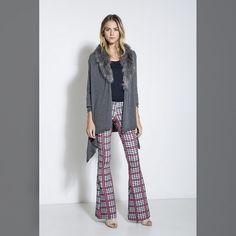 Amei. Quem gostou ?   wrap tricot gola pelo  COMPRE AQUI!  http://imaginariodamulher.com.br/look/?go=2jdYYyP  #comprinhas #modafeminina#modafashion  #tendencia #modaonline #moda #instamoda #lookfashion #blogdemoda #imaginariodamulher