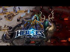 Heroes of the Storm 4.rész: Online játék Targottal