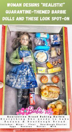Barbie Go, Barbie Sets, Barbie And Ken, Barbie Dolls, Barbie Hair, Barbie Stuff, Realistic Barbie, Baked Banana, Barbie Collector