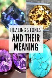 Learn the meaning of healing stones. From Agate to Turquoise every stone has their own healing properties and uses. Crystals And Gemstones, Stones And Crystals, Natural Gemstones, Gem Stones, Chakra Healing Stones, Crystal Healing Stones, Crystal For Anxiety, Raw Rose Quartz, Stone Jewelry