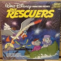 Disney-Rescuers-Disneyland-Soundtrack-Record-Pop-Art-Eva-Gabor-Bob-Newhart