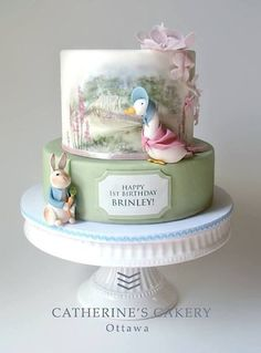 Cake Wrecks - Home - Sunday Sweets: Classic Kids' Books! - Beatrix Potter