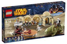 LEGO Star Wars 75052 Mos Eisley Cantina