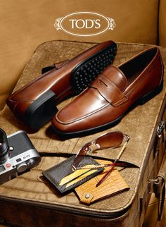 Fashion Men's Shoes on the Internet. TOD'S Dress-Shoes. #menfashion #menshoes #menfootwear
