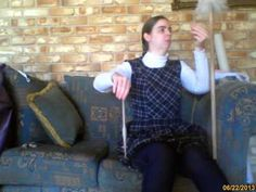 Spinning wool 15th century style - YouTube An attempt at a video of a re-creation of how people may have spun in Europe in the 15th century based on a study of the tools and pictorial representations of the time and modern spinning styles from Europe that appear similar.