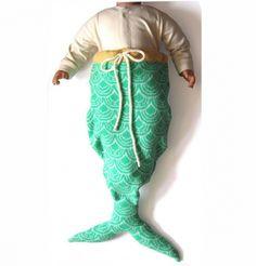 mermaid sleeping bag