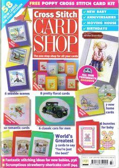 Gallery.ru / Фото #1 - Cross Stitch Card Shop 37 - WhiteAngel