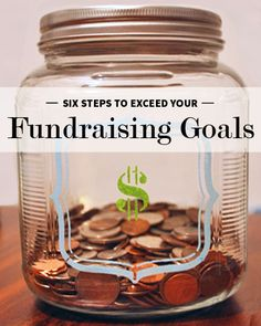 How to exceed Your Fundraising Goals