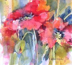 Watercolors: May 2010