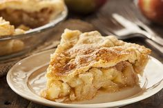 Want to know how to make an apple pie? This easy apple pie recipe has a lattice pie crust and uses two varieties of apples. Apple Pie Recipe Easy, Easy Pie Recipes, Homemade Apple Pies, Apple Pie Recipes, Dessert Recipes, Cooking Recipes, Pie Dessert, Organic Homemade, Delicious Recipes