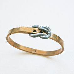 Vintage Buckle Bracelet  by chain chain chained