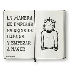 Menos Decir. Más Hacer. #VivirEsLaPolla by vivireslapolla