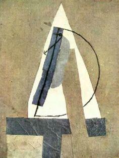 'a chef', huile de Pablo Picasso (1881-1973, Spain)