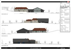 NCA have today deposited a planning application for the extension of @DickLovett Farmhouse and Motorrad facilities on their Bristol Campus. The Motorrad extension will double the workshop capacity and add another 50% to their showroom greatly increasing the capacity of a very productive dealership. Working with @CEC and @SWJ the design process has been fluid and collaborative, a true BIM experience.