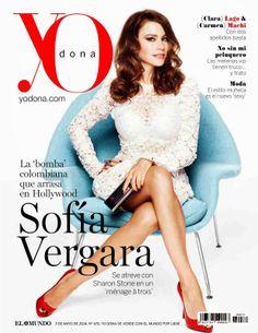 Sofia Vergara For Yo Dona Magazine, Spain, May 2014
