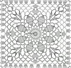 #unit #crochet #pattern