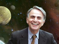Back in everyone's favourite astrophysicist, Carl Sagan, published a book called The Demon-Haunted World , which warned against the dangers of pseudoscience and scientific illiteracy, and encouraged its readers to learn critical and skeptical. Carl Sagan, Demon Haunted World, Voyager Golden Record, Science Icons, Pale Blue Dot, Essay Contests, Mind Up, Freak Out, Atheist