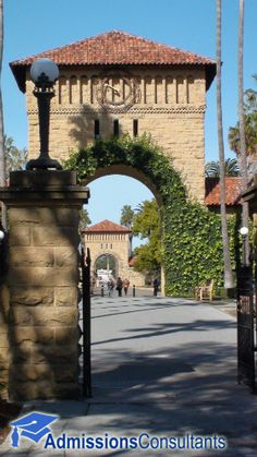 Stanford University Admissions Info