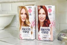 FREE Clairol Nice N Easy Hair Color Sample on http://www.freebies20.com/