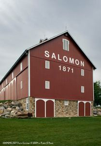 Salomon Farm Park is one of Fort Wayne's rustic gems. A quaint place for a wedding ceremony.
