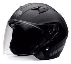 3/4 Helmet with Retractable Sun Shield (EC-98210-10E)