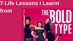 7 Life Lessons I Learnt from The Bold Type 7 Life Lessons I Learnt from The Bold Type Be Bold, Life Advice, Life Lessons, The Twenties, Popular, Type, Learning, Playground, Posts