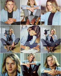 Born: August 23rd 1970 ~ River Jude Phoenix was an American actor, musician, and activist. He was the older brother of Rain Phoenix, Joaquin Phoenix, Liberty Phoenix and Summer Phoenix. Died: October 31st 1993.