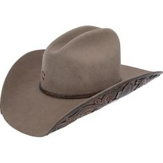 f03c81e4a59 Charlie 1 Horse Cut Above Felt Cowgirl Hat Felt Cowboy Hats