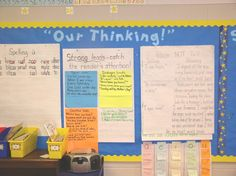 A great collection of anchor charts