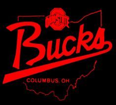 BUCKS COLUMBUS, OH TEE SHIRT.