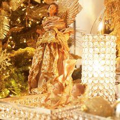 #GoldenGrace #Colección2014 #Navidad #Adornos #Gold